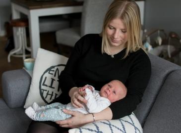 Ervaring met borstvoeding